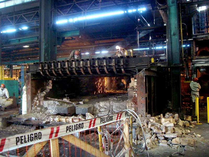 INGENER: Ampliación horno a 28 ton/h