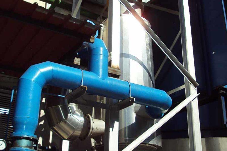 Incorporación de equipos de recuperación de calor en hornos estáticos de calentamiento para forja