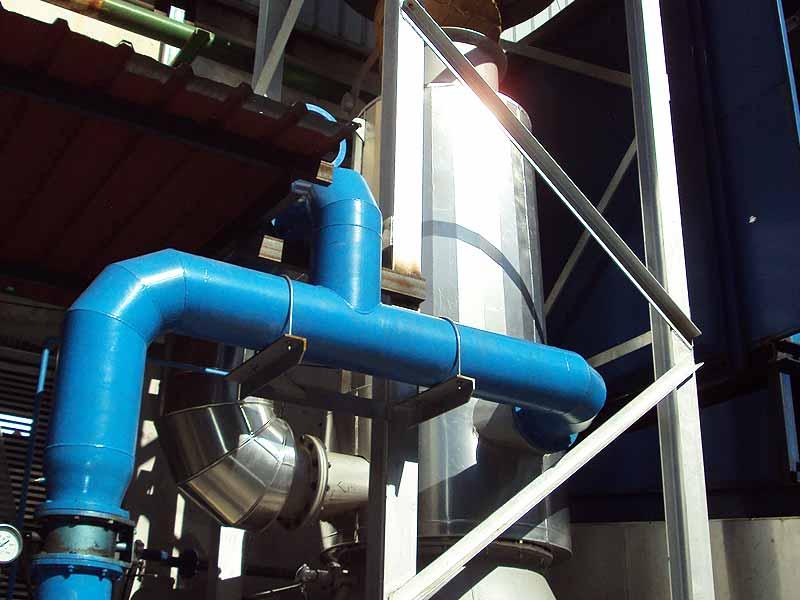 INGENER: Incorporación de sistemas de recuperación de calor