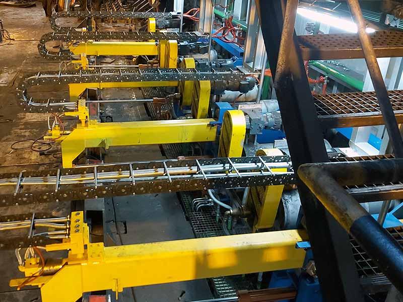 INGENER: Equipos auxiliares para hornos industriales