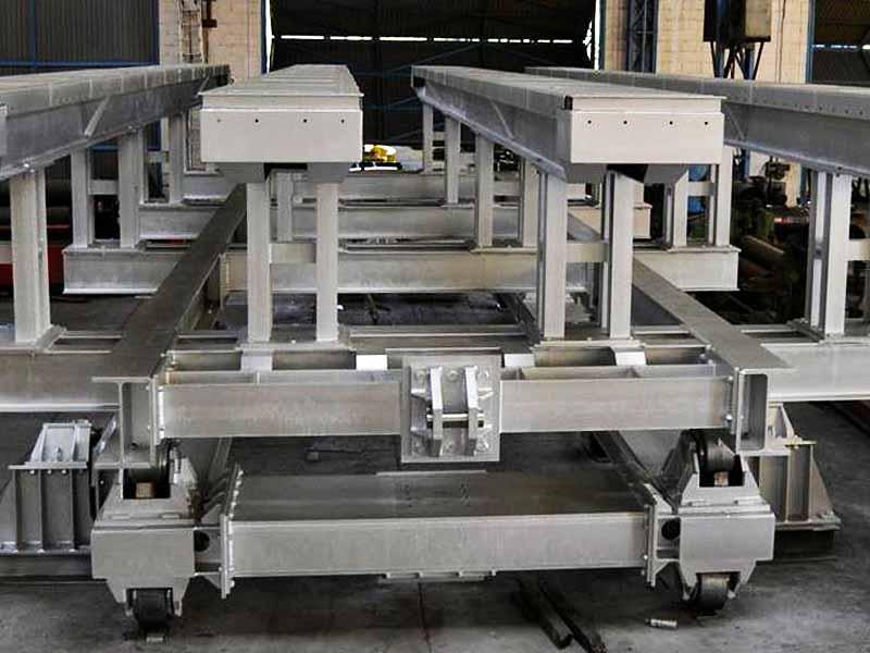 INGENER: Gestión y supervisión de la fabricación de hornos industriales