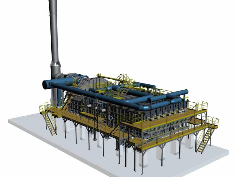 INGENER: Ingeniería de diseño de hornos industriales