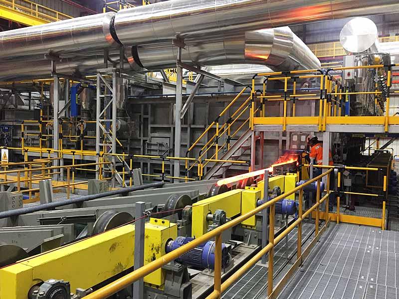 INGENER: Testeo, pruebas y puesta en marcha de hornos industriales